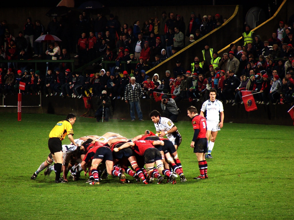 scrum photo